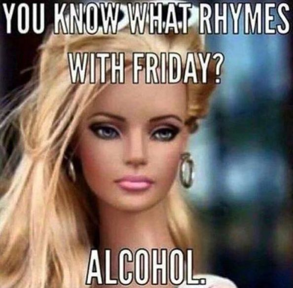 Happy Friday folks! 🥂