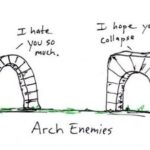Arch enemies explained! 😀