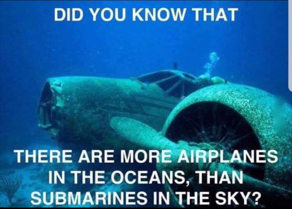 Bet you didn't know? 😀