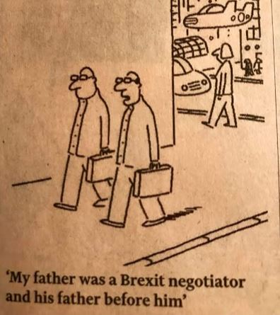 The future of Brexit? 😉