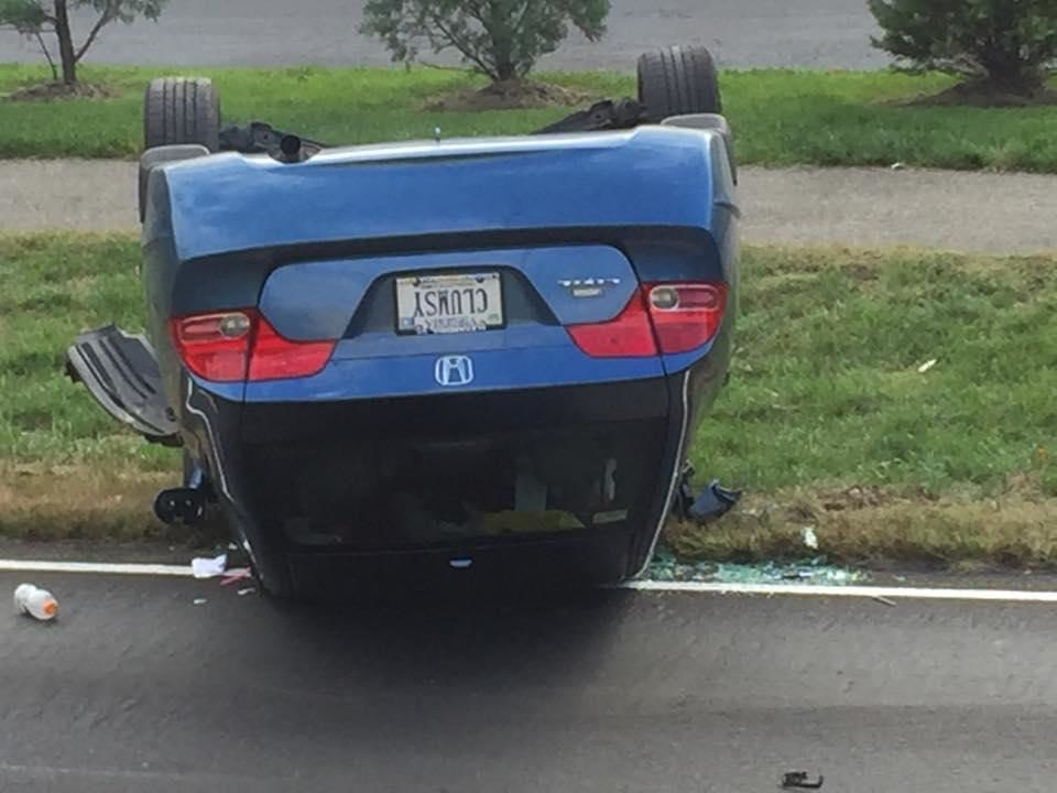 Bit ironic licence plate huh? 😆