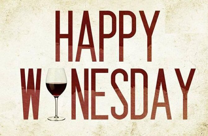 Happy Winesday! 🍷