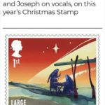Loving the new Christmas stamp! 😀