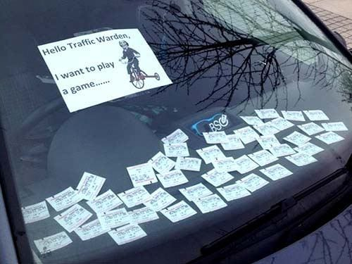Traffic Warden games 😀