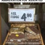 I'd have gone with 'Assorted' 😀