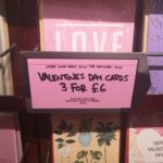 THREE cards? Really? Hmm Happy Valentines! ❤️