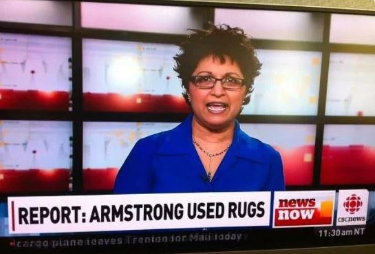Oh dear. I've used rugs too. Is that bad?