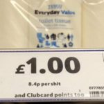 Really Tesco? Too much info me thinks! 😀