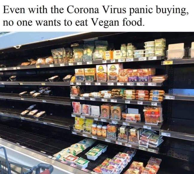 Panic buying hits Britain!