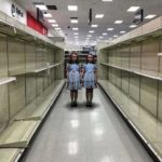 Just back from Tesco - that place is getting scary!