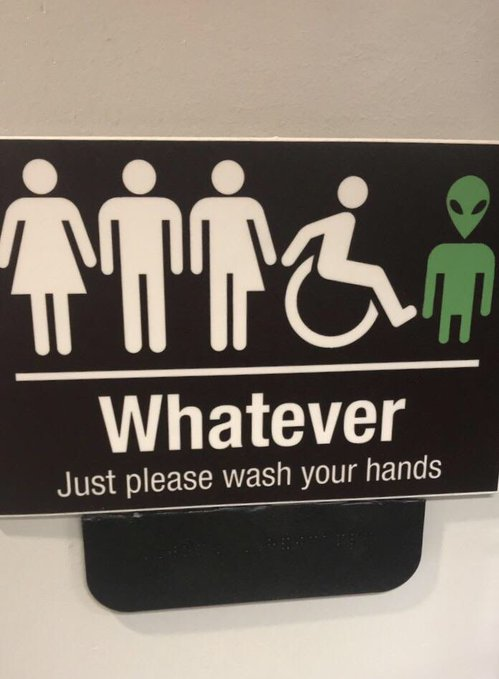 Just wash your bloody hands! 😀