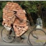 Builders return to work after Boris' clear speech! 😀