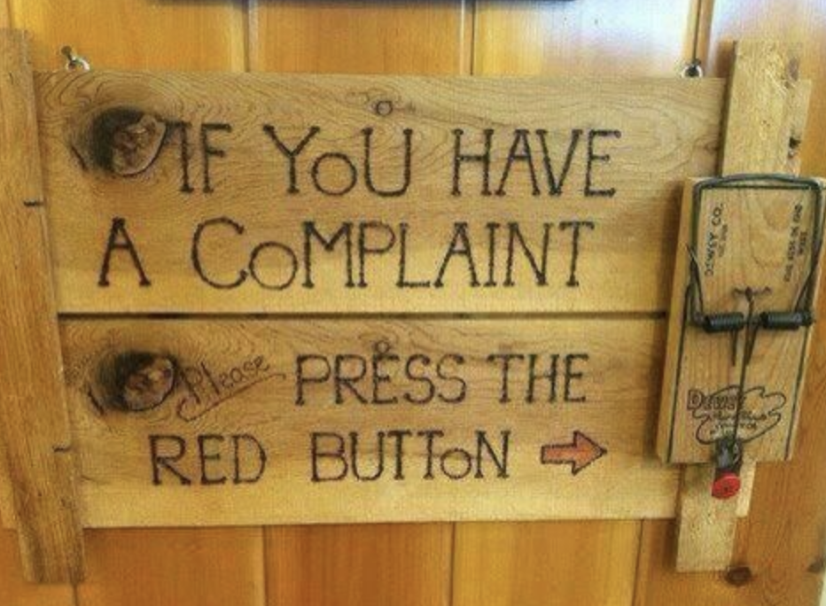 We could probably all use one of these! 😀