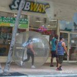 Think I misunderstood this 'social bubble' thing! 😀