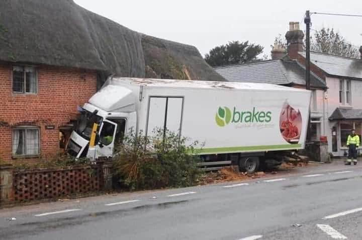Brakes? That's a bit ironic huh? 😀