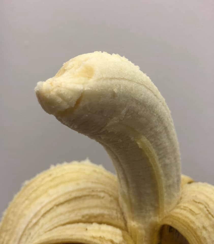 Ever seen a happier banana?