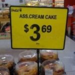 Assorted cakes. What could go wrong? 😆