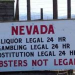 Meanwhile in Nevada, please stick to the law! 😃