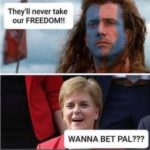 Meanwhile in Scotland! 😀