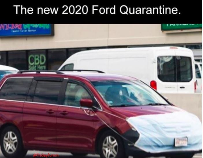 Exciting new product launch from Ford! 😀