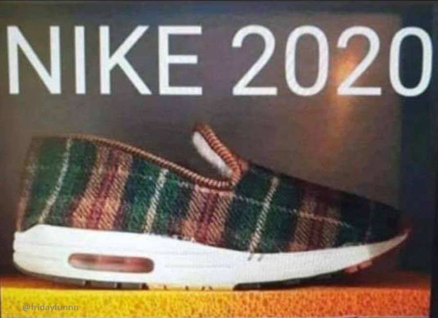Latest addition to the Nike range! 😀