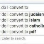 PDF becomes the 4th most popular religion! 😀