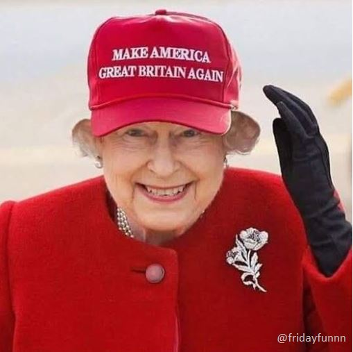 Some old lady's take on the MAGA plan! 😀