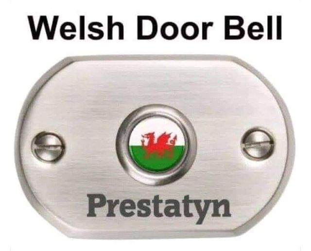 Meanwhile in Wales! 😀