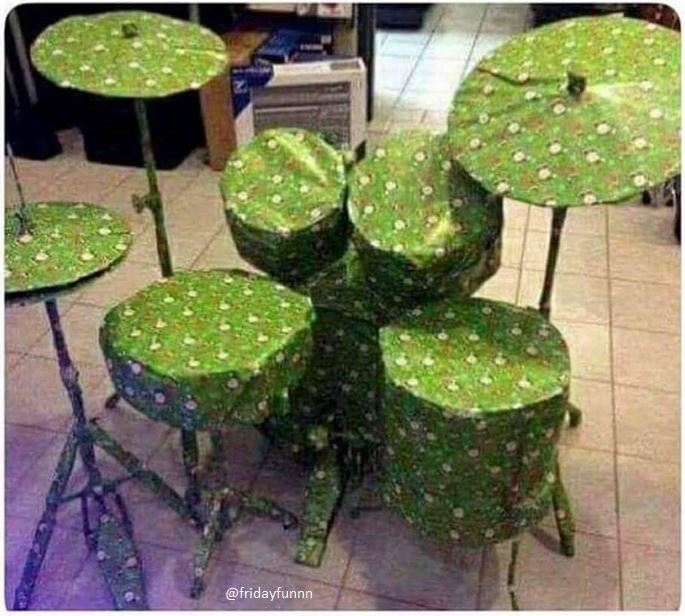 Hope it's a dog! 😀
