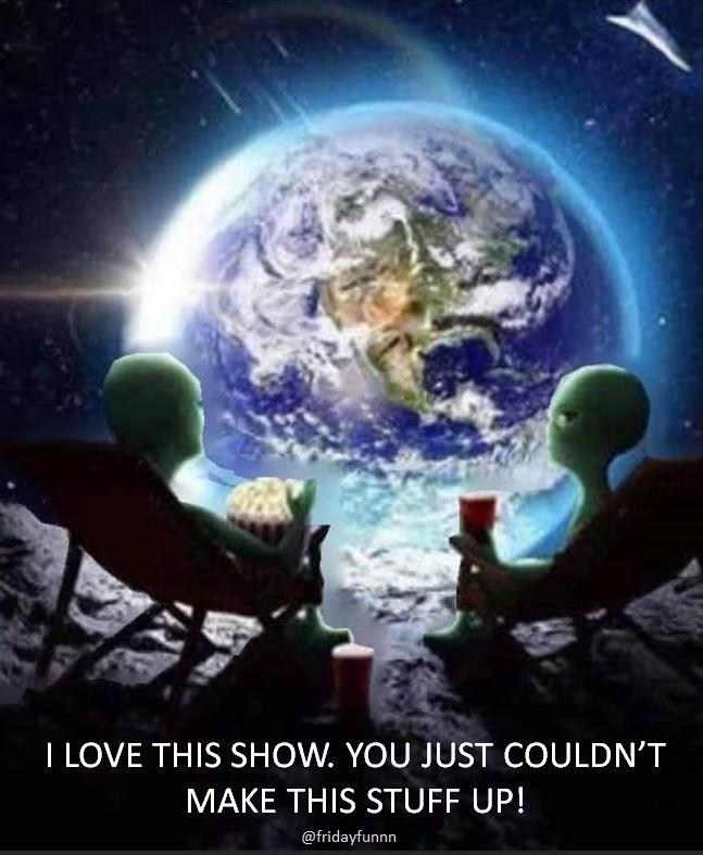 Meanwhile in a galaxy far, far away ..... ! 😀