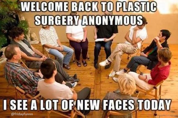 A lot of new faces! 😀