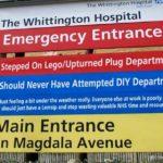 Even before Corona, the hospitals were full! 😀