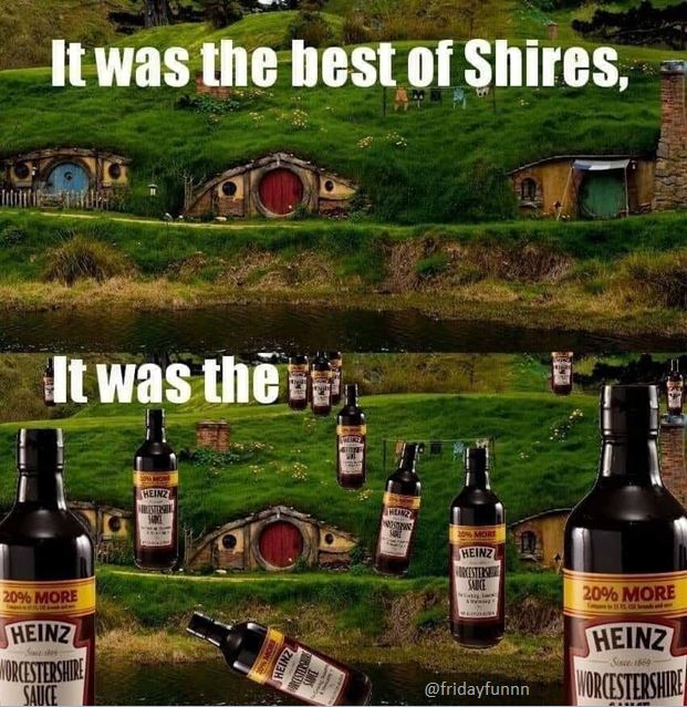Time for a real groaner! 😀