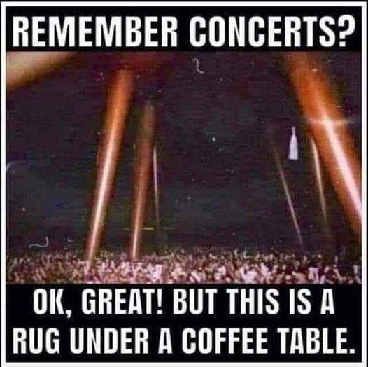 Anyone remember concerts then? 😀