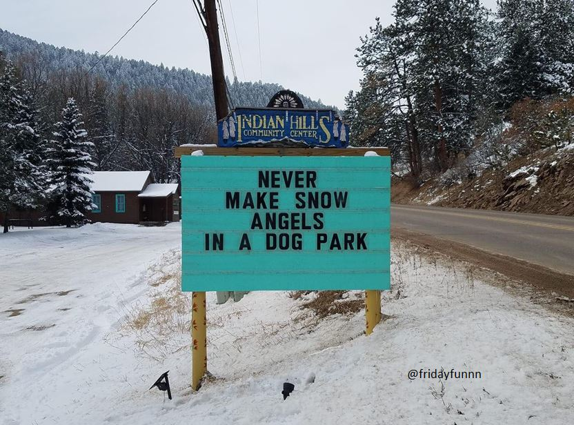 Follow me for more snow tips!