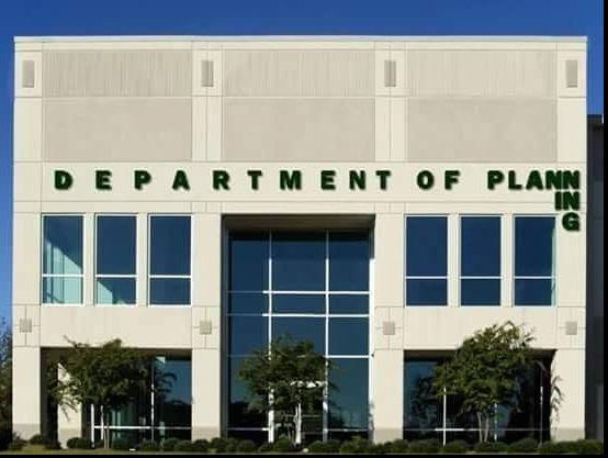 The Department of what? 😀