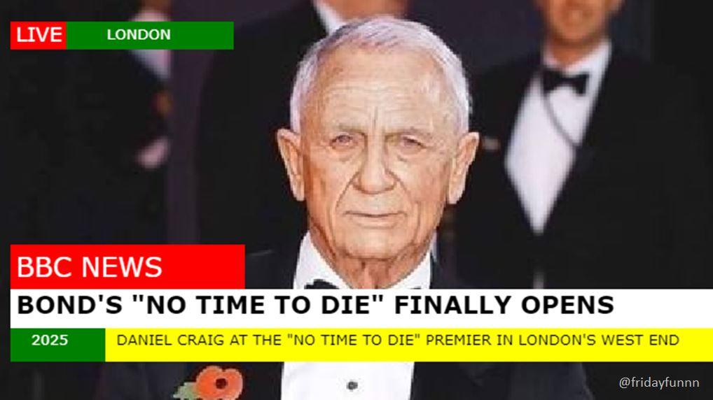Breaking news! Took them long enough! 😏