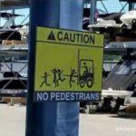 I wanna drive a forklift. Looks fun! 😀
