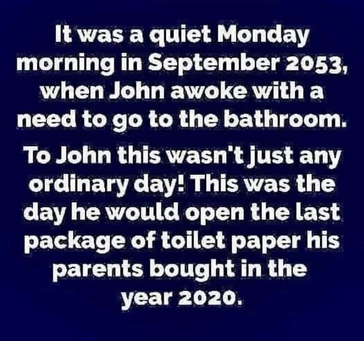 Meanwhile in the year 2053! 🙂
