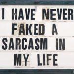 Quite right too! 🙂