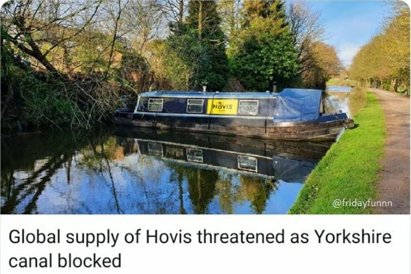 Meanwhile in Yorkshire! 😀