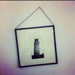 Tower of Pisa - the OCD nightmare! 😀