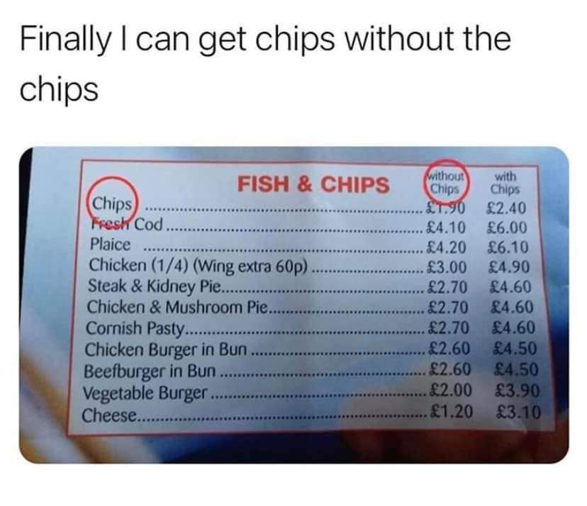 £1.90? How much would you pay? 😀