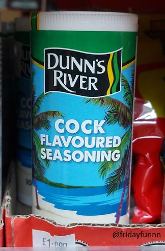 Saw this in a mini-market in Brixton Village! Yummy! 😏