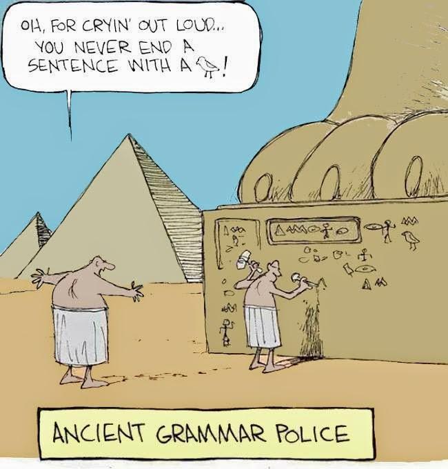 Basic spelling mistakes! 😀
