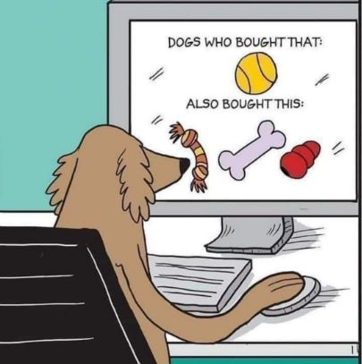 If dogs could Google! 😀