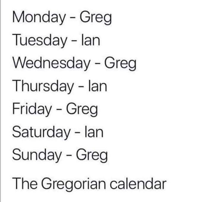 Gregorian Calendar explained! 😀